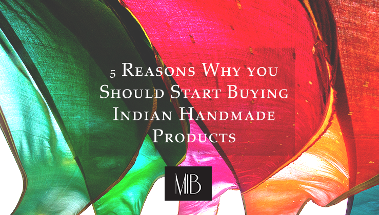 Start Buying Indian handmade products