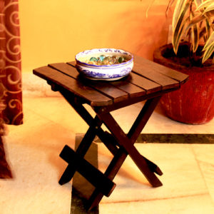 foldable small table
