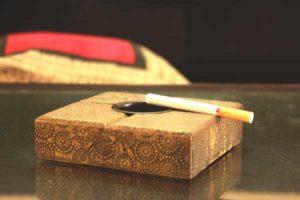 ashtray for gift mib