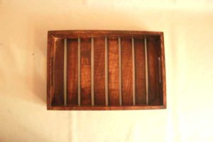 wooden tray rectangle for kitchen