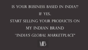 My Indian Brand Marketplace