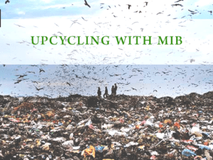 upcycling with MIB